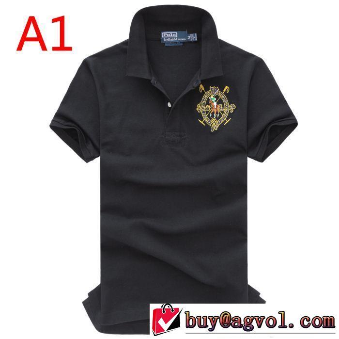 着心地満点半袖Tシャツ多色可選シンプル polo ralph lauren ポロ ラルフローレン