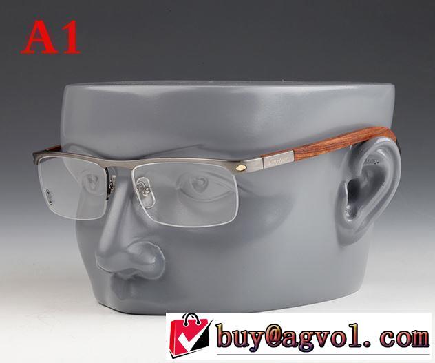 スーパー コピー 安心_カルティエ サングラス コピーCARTIERお買い得本物保証美しくデザイン軽量サングラス上品さソフト鼻パッド5色展開