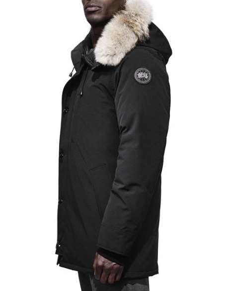 【激安】高級品通販CANADA goose カナダグース スーパーコピー メンズ ダウンジャケット ダウンコート ブラック