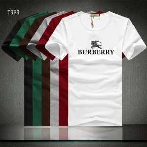 2015 売れ筋! BURBERRY バーバリー 半袖Tシャツ 6色可選