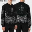 2015秋冬 Dolce&Gabbana ドルチェ&ガッバーナ ◆モデル愛用◆ プルオーバーパーカー