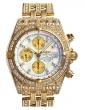 高級感があるダイヤモンドに付いている自動巻き ブライトリングコピー時計
