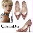 脚長効果 2016新作 ディオール 靴 Christian Dior ハイヒールパンプス10cm.