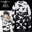 高品質 BOY LONDON ボーイロンドン  セーター 2色可選.