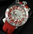 スタイリッシュな印象にGaGaMILANO ガガミラノ 華やかな雰囲気を演出する日本製クオーツ腕時計.