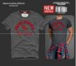 値下げ!アバクロンビー&フィッチ コピー メンズ 半袖Tシャツ グレー.