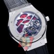 2色可選 2017春夏  男性用腕時計 ウブロ HUBLOT 【人気ブログ掲載】自動巻き