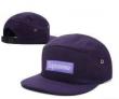 SUPREME キャップ 偽物 シュプリーム 帽子 ストリート系 キャップ パープル