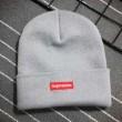 秋冬限定人気アイテムSUPREMEシュプリームReflective Loose Gauge Beanie軽量3色可選ニット帽子コピー
