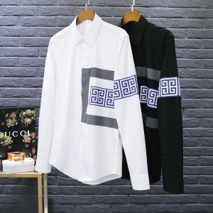 驚きの破格値大人気 長袖シャツ 2色可選 2017秋冬 ジバンシー GIVENCHY