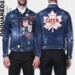 ディースクエアード DSQUARED2 デニムジャケットこだわりのコートお買い得高品質 超激得2017