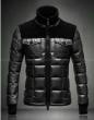 MONCLER モンクレール メンズ ダウンジャケットブラック カーキ2色選択 防寒性 耐水性.