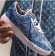 今季人気セール低価Supreme x Louis Vuitton 偽物スニーカーシュプリームx ルイヴィトン個性的ファッション靴 防滑底メンズ