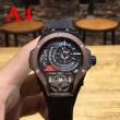 注目のアイテム ウブロ HUBLOT 2017お得安い 4色可選 男性用腕時計