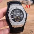 最旬アイテム ウブロ HUBLOT 男性用腕時計 多色可選 2017爆買い低価