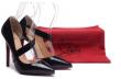 HOT最新作モデル愛用 クリスチャンルブタン 偽物 シューズ パンプス 靴 セクシー 履き心地 Pumps Black  ハイヒール レディース おすすめ