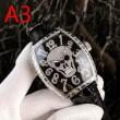 魅力を引き出してくれる 男性用腕時計 フランクミュラー FRANCK MULLER 3色可選 超希少商品