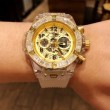 安心感に溢れる ウブロ HUBLOT 大特価品 男性用腕時計 多色可選 2018年夏 オススメ新作