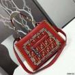 高品質素材を使っている FENDI フェンディ 4色可選 トートバッグ 超希少商品