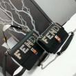 【ファッション新品注目】 FENDI フェンディ トートバッグ 素材感に注目 3色可選 2018年最注目の