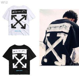 激安 ブランド_Newトップス!オフホワイト ブランド Tシャツ 偽物 Off-White 2019大人気新作 ファッション 魅力 夏着 定番