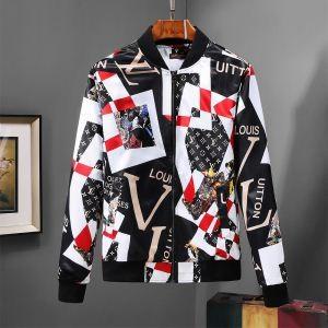 コピー 商品 販売_『大们の新定番かも!』ルイ ヴィトン ジャケット コピー LOUIS VUITTON 大们気 ファッション性高い お得低価