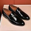 【ビジネスシューズ】HERMES 最新人気 エルメス コピー ファションParis loafer 靴 ローファー 高級感 通勤 結婚式 面接