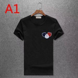 ファッション追跡あり 多色可選 半袖Tシャツセンスを格上げMONCLER モンクレール定番