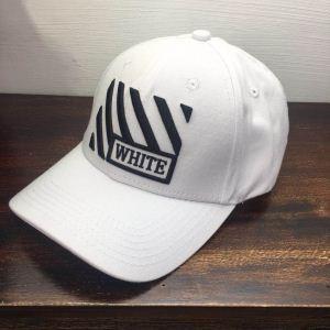 高品質素材を使っている Off-White オフホワイト 2色可選 キャップ  超希少商品