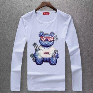 個性的な美品 長袖 Tシャツ 超目玉人気通販品 シュプリーム SUPREME  多色可選 数量限定大特価