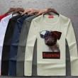 今年度最新限定  シュプリーム SUPREME 2018流行り 多色可選 長袖 Tシャツ 手頃価格でオシャレ
