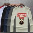 数量限定超特価 長袖 Tシャツ 多色可選 有名人愛用 シュプリーム SUPREME 稀少*限定セール