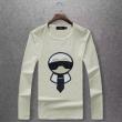 【ファッション新品注目】 FENDI多色可選 長袖/Tシャツ 超希少商品フェンディ