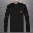 長袖Tシャツ SALE特価 多色可選 多色使いが魅力の FENDI フェンディ 人気売れ筋商品