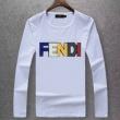 多色可選 人気ブランドランキング 長袖Tシャツ 2018年秋冬のトレンド FENDI フェンディ