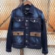 DSQUARED2 ディースクエアード  人気アイテムが勢ぞろい デニムジャケット 定番 ファッション