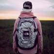 7 week SS18☆Supreme X The North Face Metallic Backpackシュプリームコピー機能的おすすめ大きめサイズ