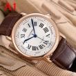カルティエ 腕時計 コピー赤字超特価得価人気大人の上質感上品な輝き着せ替えブレスレットウォッチ革ベルト