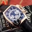 お買い得新品人気堅牢さビジネスシーン通勤用特別限定モデルメンズ腕時計4色展開フランクミュラーコピー販売