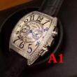 お得人気セール男性用かっこいい腕時計新作送料無料高級感溢れる逸品メンズビジネス通勤用franck muller コピー
