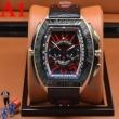 爆買い送料無料高級感溢れるデザインウォッチフランクミュラー 時計 コピー耐久性おしゃれ男性らしいアイテム腕時計