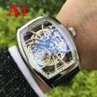 フランクミュラー コピー激安大特価安い時計スーツビジネスカジュアル男性爽やかな印象大きめのケースサイズ腕時計