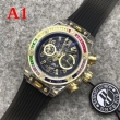 お買い得人気セール奇抜なスタイル男性用時計存在感アップかっこいいクール腕時計生活防水ウブロ 時計 コピー
