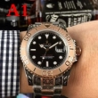 お買い得大人気メンズファッション男性用腕時計カジュアルキレイめ黒色文字盤高級感ウォッチロレックス 偽物 販売