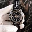 爆買い定番人気かっこいいストリート時計ロレックス 時計 偽物アメカジ機能性実用性男性用腕時計魅力的なブラック
