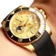 お買い得送料無料機能性スタイリッシュウォッチロレックス 腕時計 コピー高品質見やすい文字盤腕時計3色展開