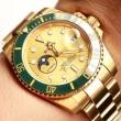 ロレックス 時計 コピーお買い得人気セールカジュアルビジネスシーンウォッチ防水日付表示男性用腕時計3色可選