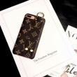 お買い得品質保証使いやすいデザインファッション携帯カバーシンプルブラウン落下防止ヴィトン コピー 通販