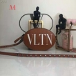 VALENTINO ヴァレンティノ ショルダーバッグ 4色可選 圧倒的人気アイテム 今季おすすめの話題作