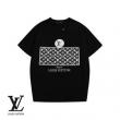 半袖Tシャツ 3色可選 高級感のあるデザイン セール価格でお得 LOUIS VUITTON ルイ ヴィトン